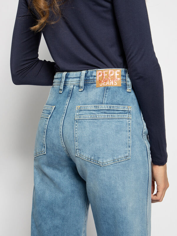 Groove Flared Jeans