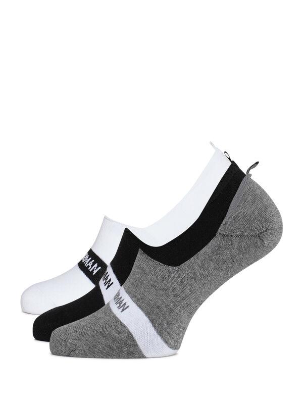 3 Pack Footie Socks