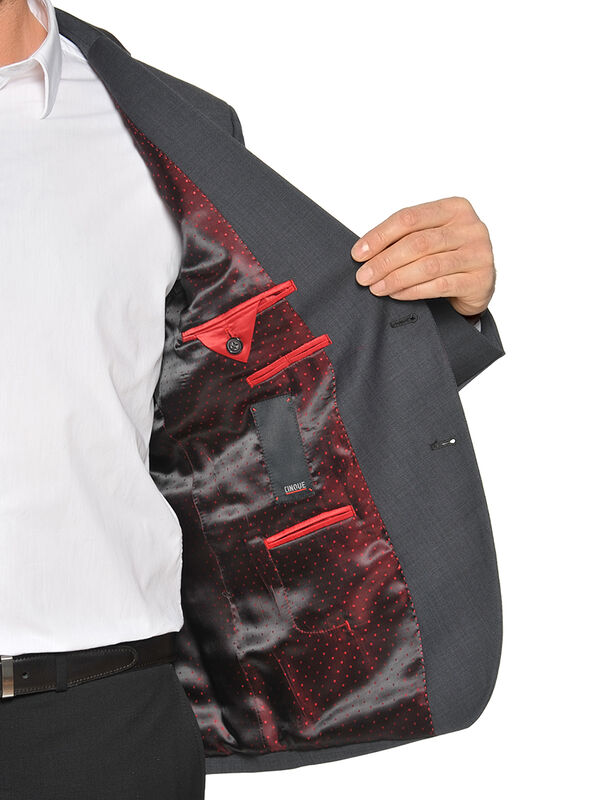 Super Slim Fit Suit Jacket