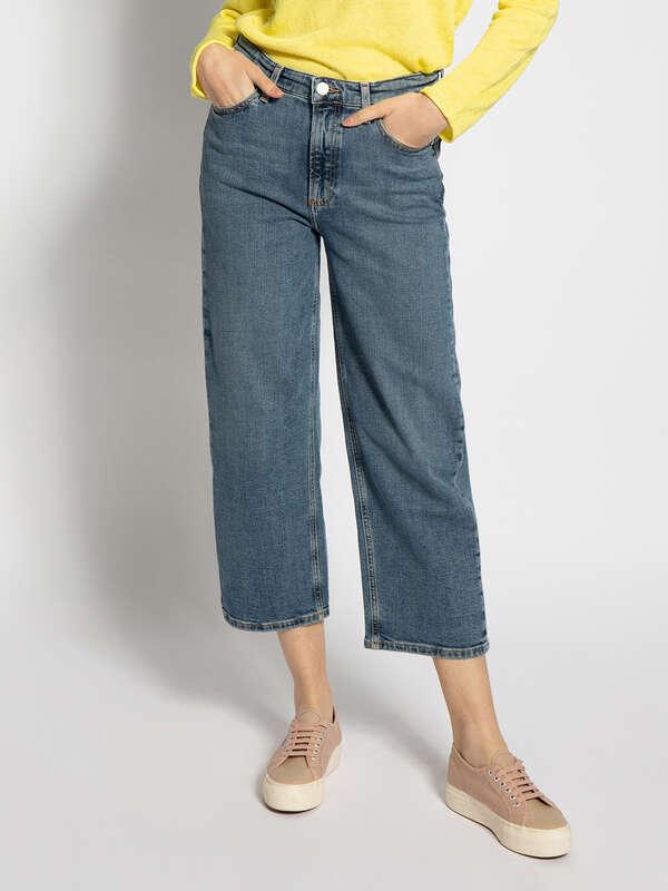 Culotte Jeans