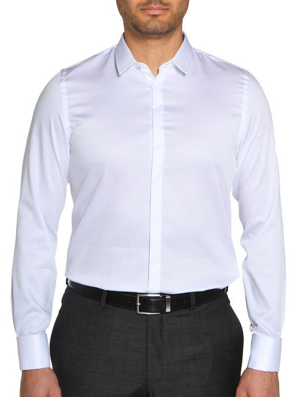 Cufflink Shirt Slim Fit